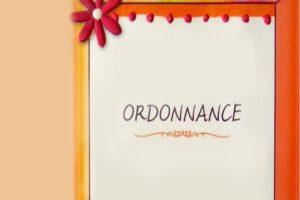 Ordonnance