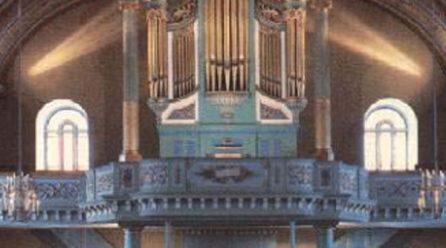 La petite histoire de l'orgue de l'église Sainte-Famille