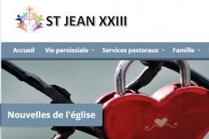 St-Jean XXIII – As-tu verrouillé ton cœur? Voici comment l'ouvrir au bonheur.