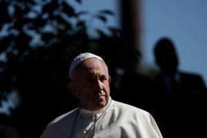 La Croix – Le pape François invite à «parier sur un monde meilleur et plus sain»