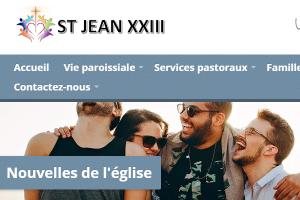 St-Jean XXIII – Il y a une espérance 5 clés pour revigorer notre foi